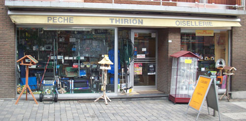 Magasin thirion-peche